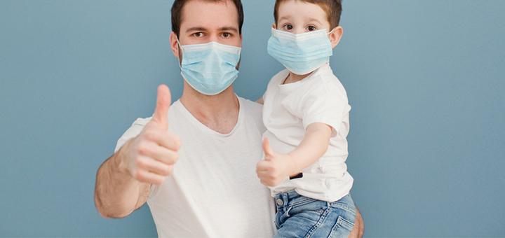 ¿Cómo prevenir el contagio de Covid-19 en niños?