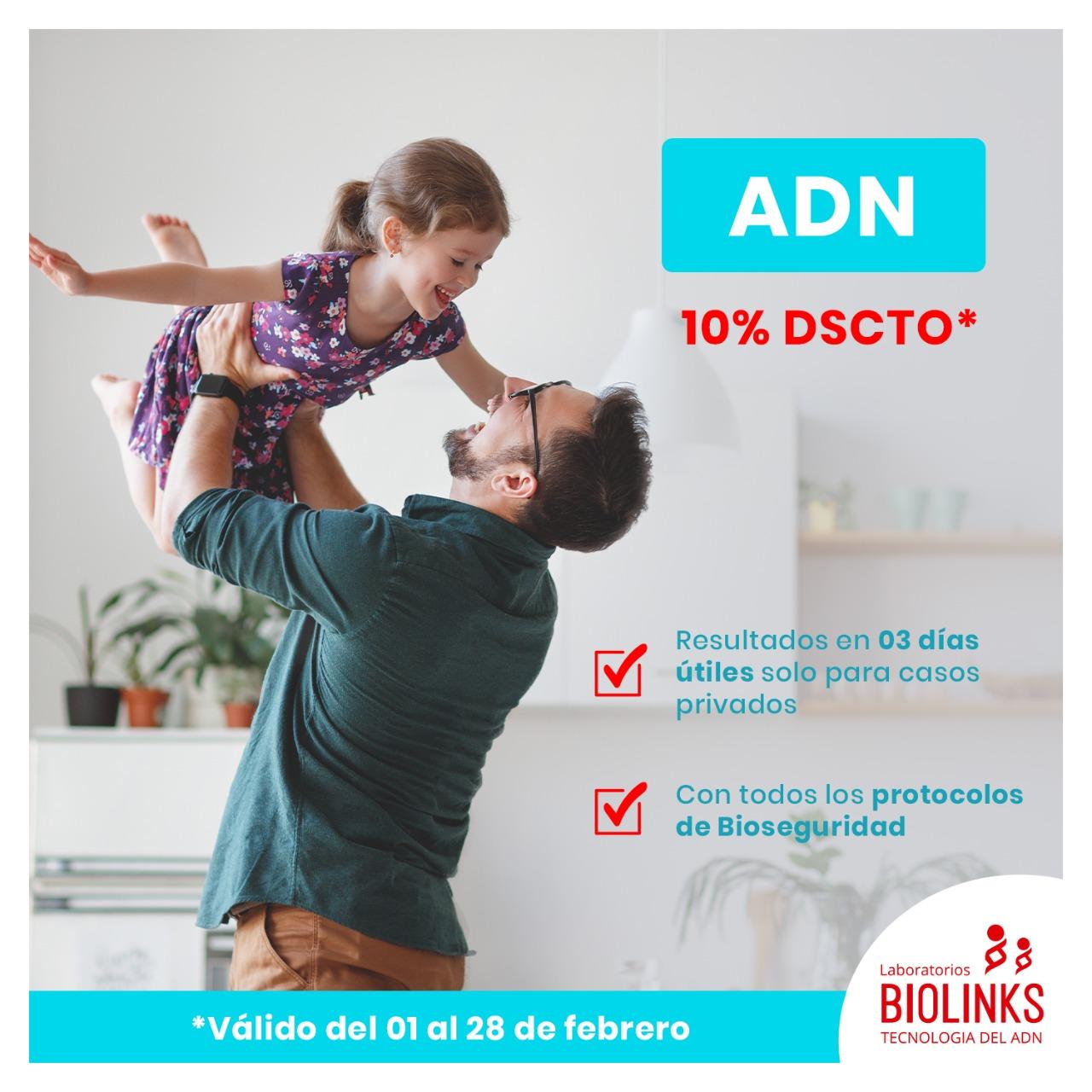 promocion adn biolinks